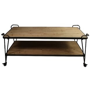 Beaudin Coffee Table By Williston Forge