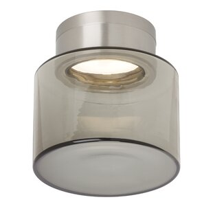 Casen 1-Light Semi Flush Mount by Tech Lighting