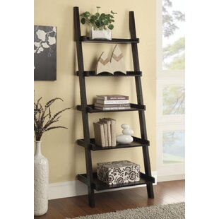 Melodie Ladder Bookcase by Ebern Designs 2019 Coupon