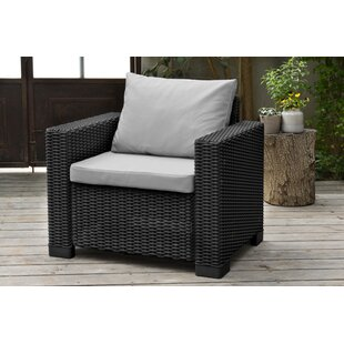 Brayden Studio Stallcup Patio Chair with ..