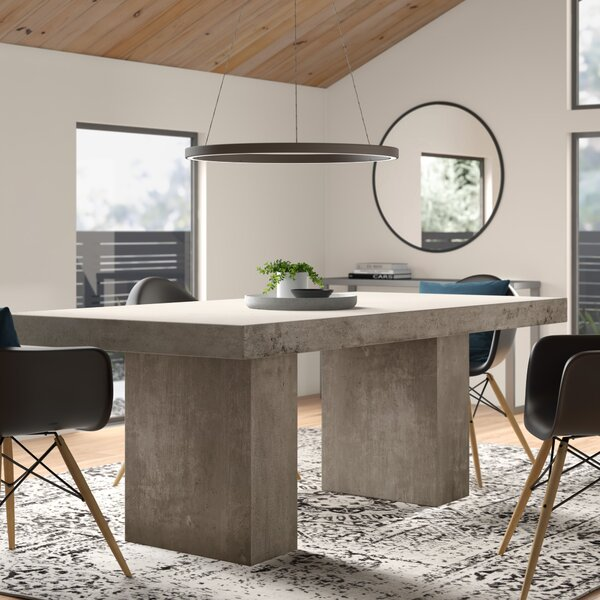 Modern Contemporary Butcher Block Dining Table Allmodern