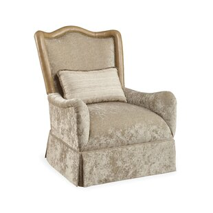 Astoria Grand Coven Skirted Armchair