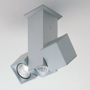 Dau Spot Dual Rotating 3-Light Directional & Spotlight by ZANEEN design