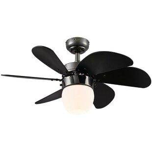 Order 30 Turbo Swirl 6 Blade Ceiling Fan By Westinghouse Lighting