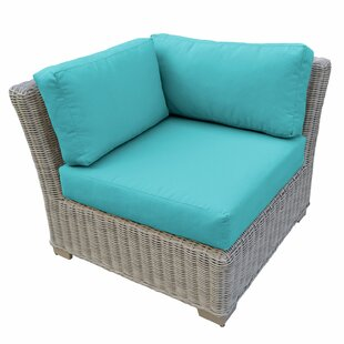 Coast Patio Chair with Cushions by TK Classics