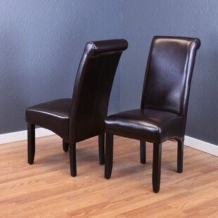 Compare prices Darrell Parsons Chair (Set of 2) by Latitude Run Reviews (2019) & Buyer's Guide