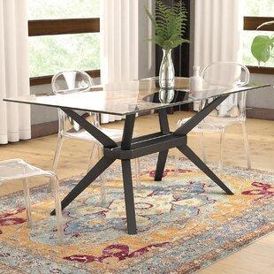Gober Dining Table by Mercury Row Great Reviews