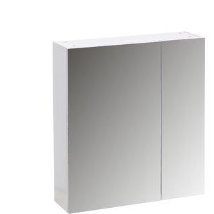 Dowdell 60cm X 67cm Surface Mount Mirror Cabinet By Mercury Row