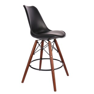 Wrought Studio Johnsie 26 Bar Stool (Set of 2)