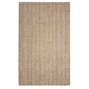 Varnell Hand-Woven Beige/Natural Area Rug