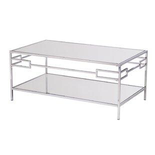 Sellers Floor Shelf Coffee Table