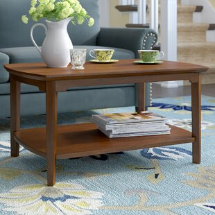 Waynesville Coffee Table by Red Barrel Studio