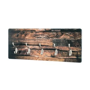 Romo Wall Mounted Coat Rack By August Grove