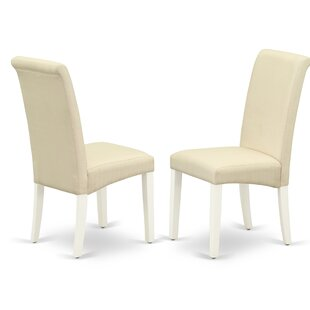 Colberta Upholstered Dining Chair Set of 2 by Winston Porter