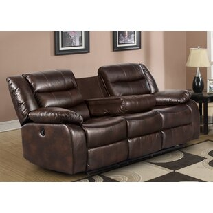 Trista Reclining Sofa by Red B..