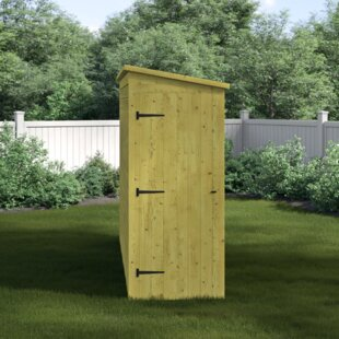 Keele 3 Ft. W X 10 Ft. D Shiplap Pent Wooden Shed By Sol 72 Outdoor