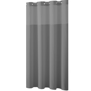 Beaman Plain Weave Single Shower Curtain