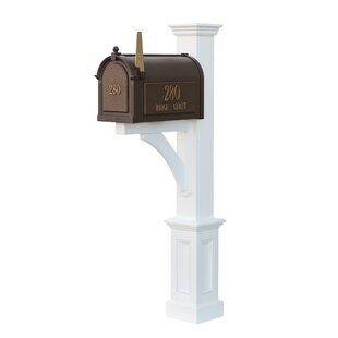 No Dig Mailbox Post | Wayfair
