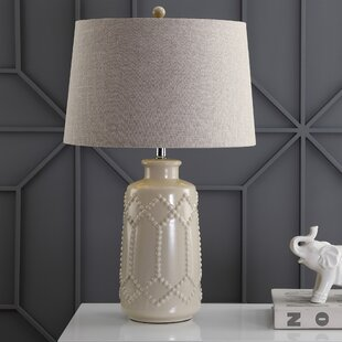 Find for Tayla 26 Table Lamp By Bungalow Rose