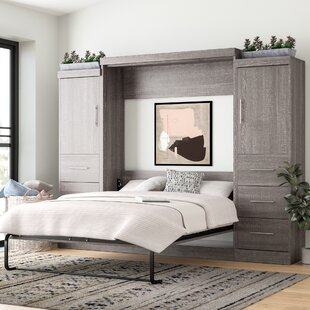 Great choice Truett Murphy Bed by Brayden Studio Reviews (2019) & Buyer's Guide