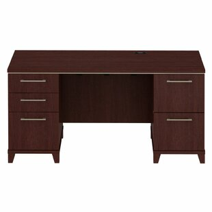 Inexpensive Enterprise Executive Desk By Bush Business Furniture