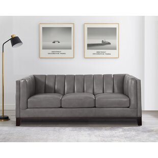 Tempest Leather Sofa