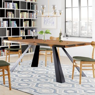 Lipscomb Dining Table by Brayden Studio Read Reviews