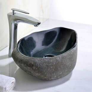 ANZZI Specialty Stone Specialty Vessel Bathroom Sink