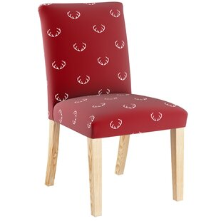 Carrasco Upholstered Dining Chair Loon Peak