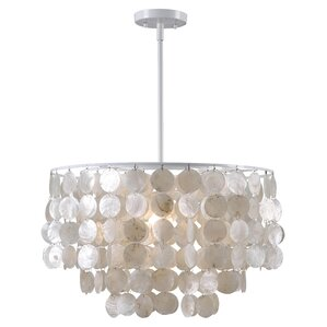 delmon 1light drum pendant