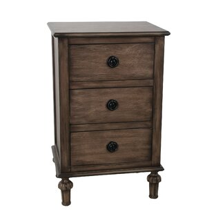 Eile 3 Drawer Accent Chest by Ophelia & Co.