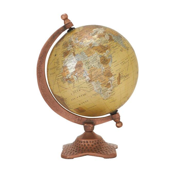 Political Plastic Globe