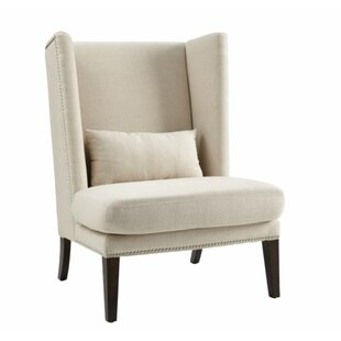 5West Wingback Chair by Sunpan Modern