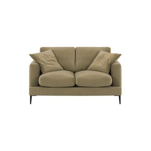 Alysa 2 Seater Sofa By George Oliver