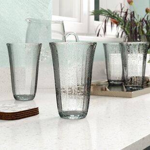 Maura Bubble Highball Glass (Set of 4)