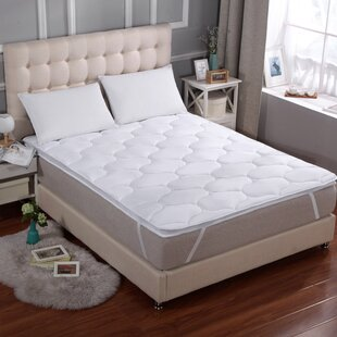 Agnes Air 2 Polyester Mattress Topper By Alwyn Home