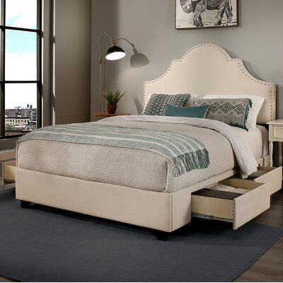 Wondrous Darby Home Co Stepanie Upholstered Storage Platform Bed Size Lamtechconsult Wood Chair Design Ideas Lamtechconsultcom
