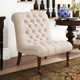 Astoria Grand Barnkine Slipper Chair