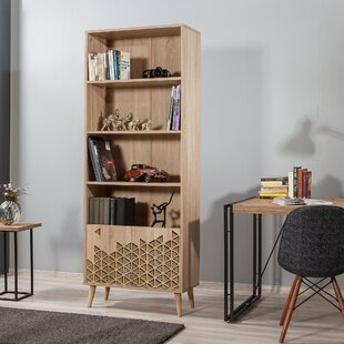 Orlie Bookcase By World Menagerie