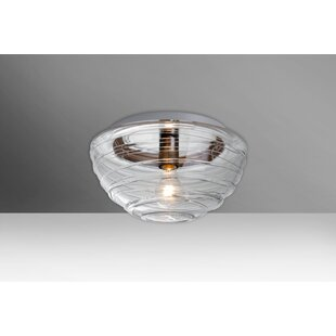 Wave Outdoor Flush Mount b..