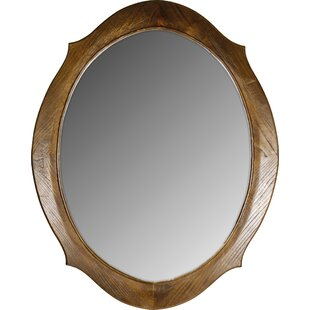 Aurin Oval Dressing Table Mirror By Rosalind Wheeler