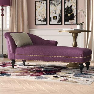 Best Hollain Chaise Lounge by House of Hampton Reviews (2019) & Buyer's Guide