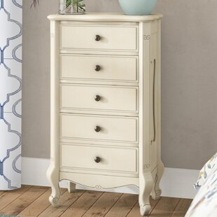 Lacey 5 Drawer Dresser by Astoria Grand Coupon