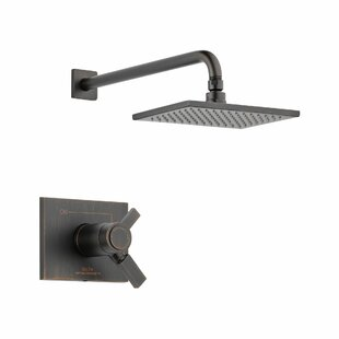 Buying Vero Volume Control Shower Faucet Trim with Lever Handles and TempAssure ByDelta