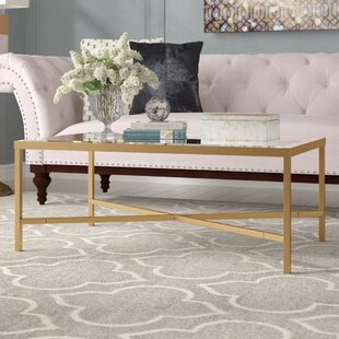 Look for Bourassa Coffee Table by Willa Arlo Interiors Reviews (2019) & Buyer's Guide
