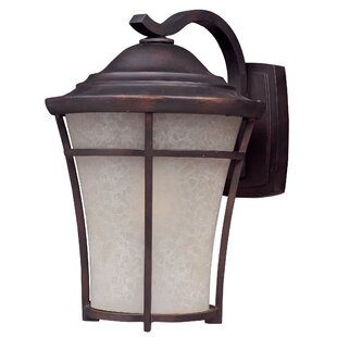 Douthit LED Outdoor Wall Lantern