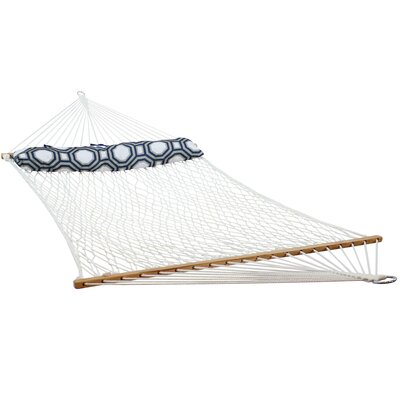 Pilton 2 Person Polyester Patio Double Spreader Bar Hammock by Freeport Park Coupon