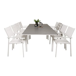 Faiyaz 8 Seater Dining Set Image