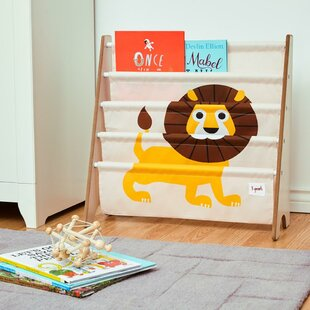 Lion 24 Book Display by 3 Sprouts