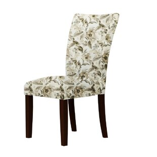 Red Barrel Studio Latham Upholstered Dining Chair (Set of 2)